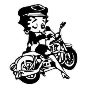 fun 1 betty biker