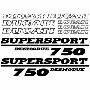 Ducati Supersport 750