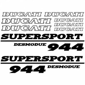 Ducati 944 supersport stickerset