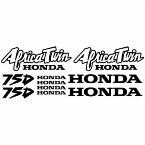 Honda Africa Twin stickerset 1