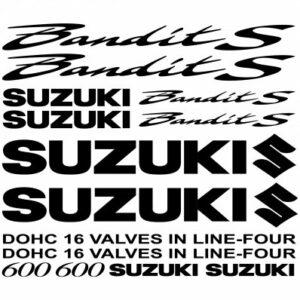 Suzuki Bandit 600s 2.