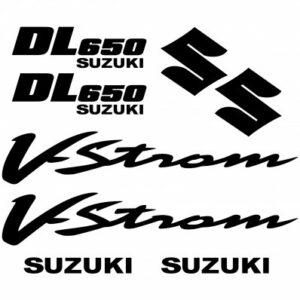 Suzuki Dl650 Vstrom stickerset