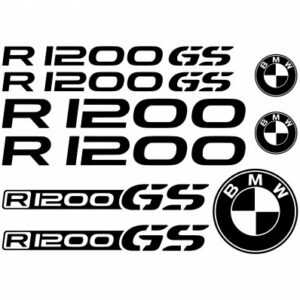 BMW r1200gs stickerset