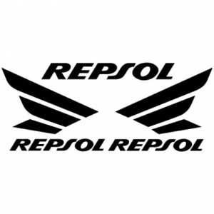 Repsol Stickers