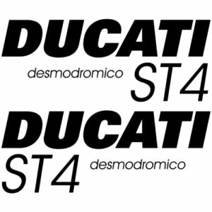 Ducati ST4 stickerset