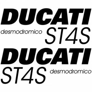Ducati ST4S stickerset