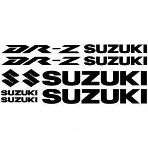 Suzuki DR-Z stickerset