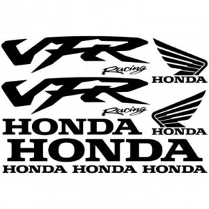 Honda VFR stickerset 1