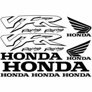 Honda VFR stickerset 2