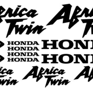 Honda Africa twin stickerset 2