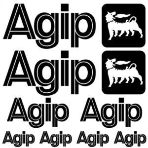 agip stickerset