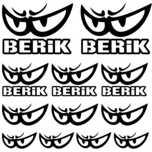 berik stickerset