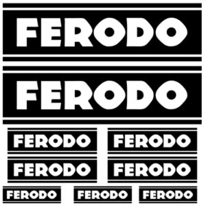 ferodo stickerset