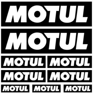 motul stickerset