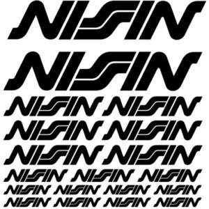 nissin stickerset