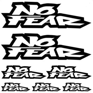 no fear 2. outline