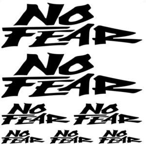 no fear 3.