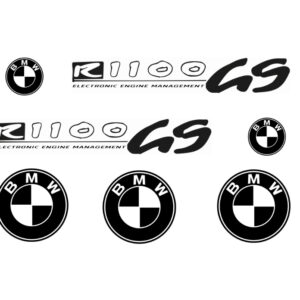 BMW R1100GS stickerset