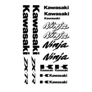 Kawasaki ZX7R stickerset