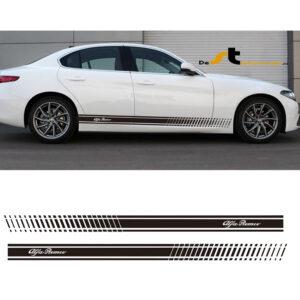 Alfa Striping exclusive
