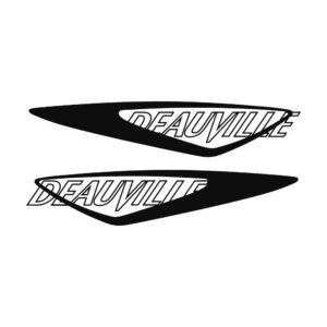 Honda Deauville stickersetje