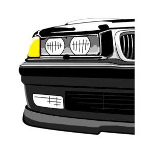BMW e36 neus