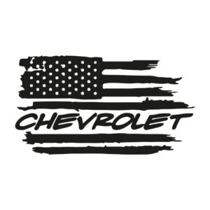 Chevrolet US vlag no.2