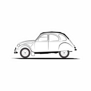 Citroën 2cv no.2