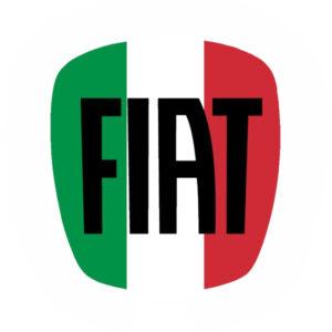Fiat tricolore logo